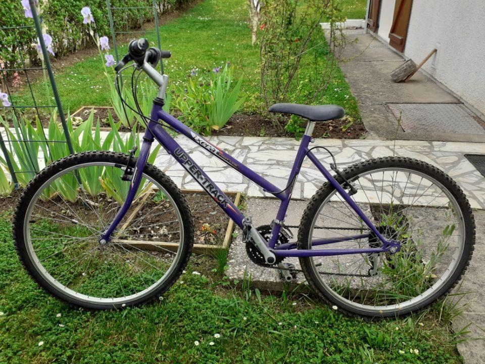 Vélo mixte de marque UPPER TRACK 90 Richardménil (54)
