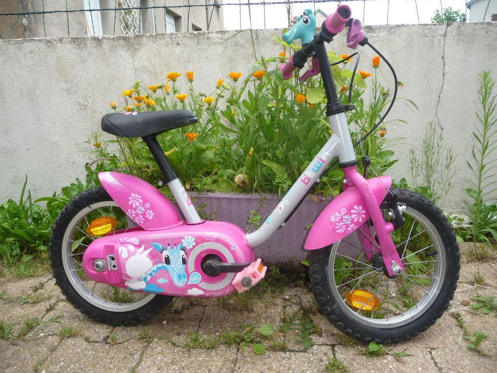 Vélo petite fille 5 / 6 ans 35 Dole (39)