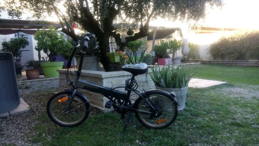 Vélo pliable  assistance électrique  400 Pierrelatte (26)