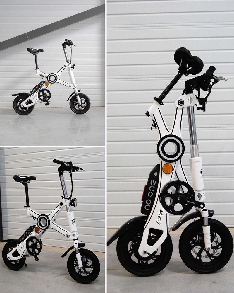 vélo pliable électrique NO ONE Buterfly véritable neuf valeu 1100 Gradignan (33)
