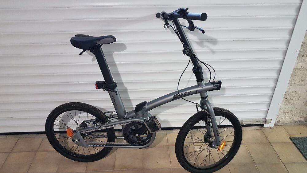 Vélo pliant BTWIN  250 Beynes (78)