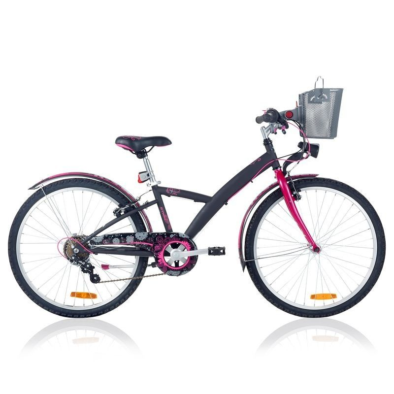Vélo Poply 500 BTWIN 24 pouces 120 Amou (40)