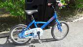 Vélo 16  pouces 30 Brax (31)