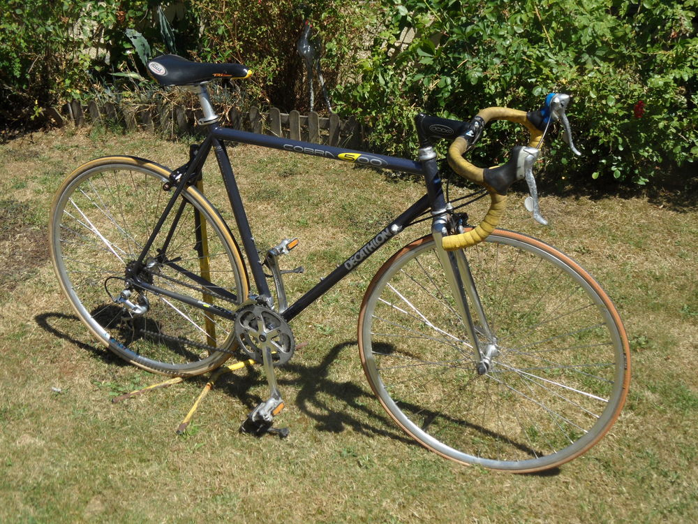 Vélo route 0 Venansault (85)