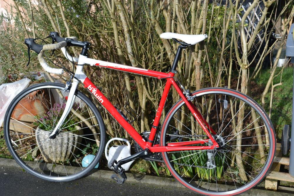 Vélo Route 150 Saint-Romain-de-Colbosc (76)