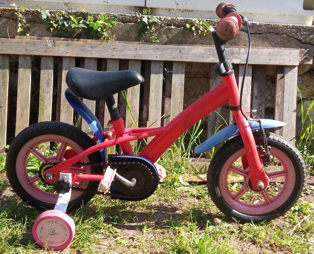 Velo sans marque-2-4 ans roues 12 pouces Vélos