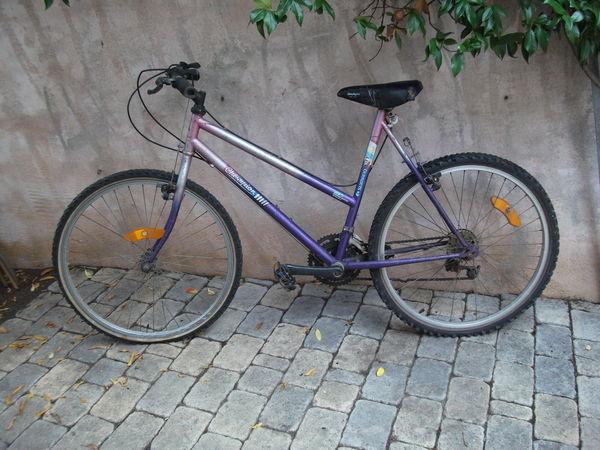 Vélo VTT Shimano  50 Les Lones (83)