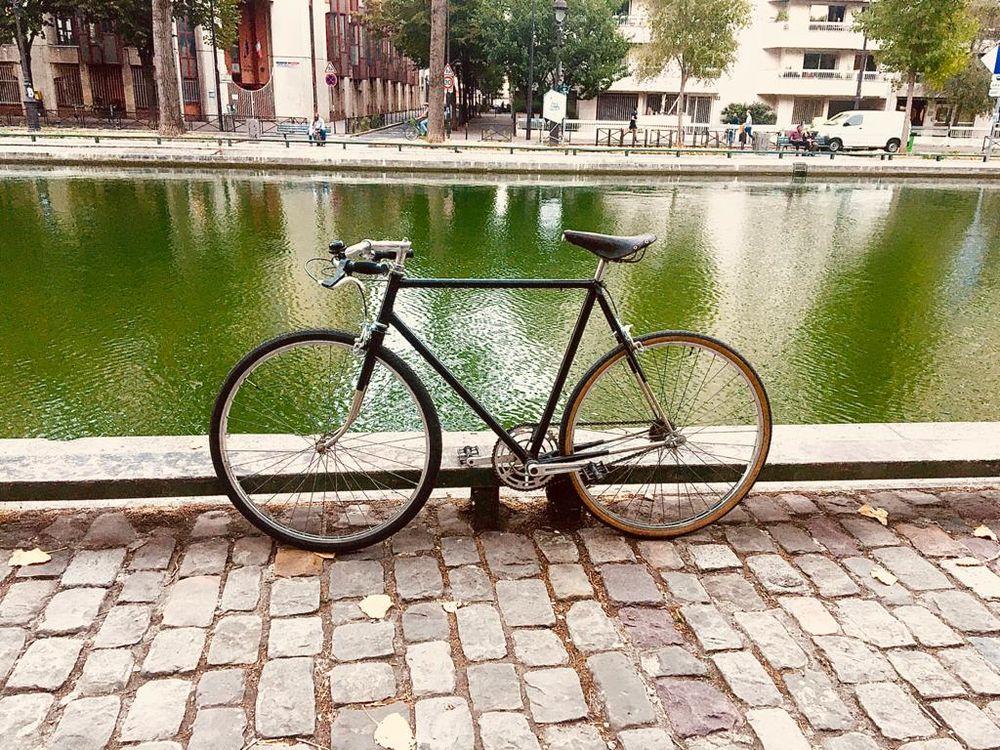 Velo single speed 200 Paris 19 (75)