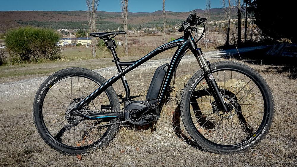 Vélo Tout Terrain LAPIERRE Assistance Electrique 2000 Saint-Étienne-les-Orgues (04)