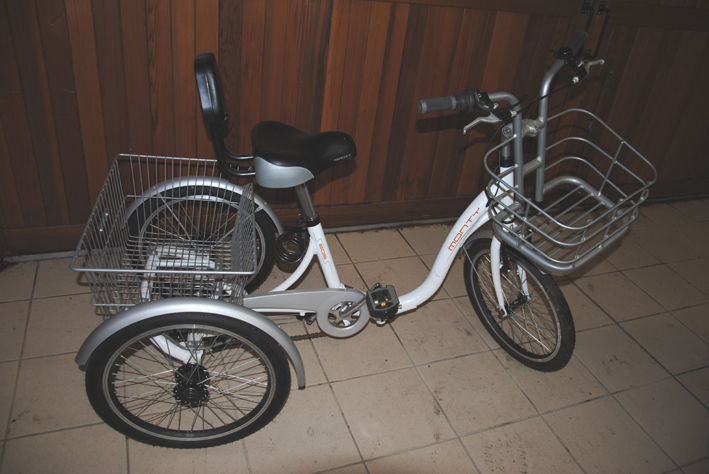 vélo tricycle pliant   0 Biscarrosse (40)