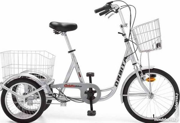 vélo Tricycle 380 Tulle (19)