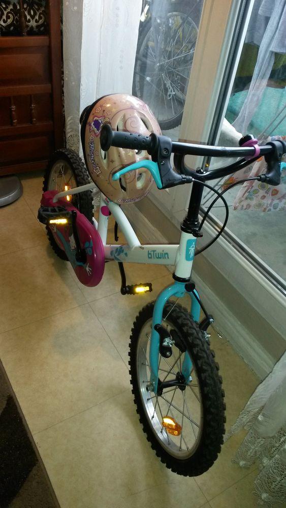 vélo b'Twin 16  55 Saint-Cyr-l'École (78)