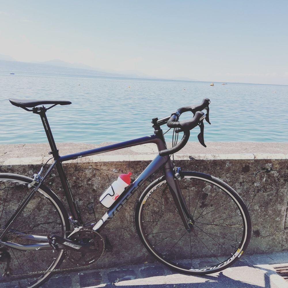 Vélo VOTEC VR Route, Black - Grey  1300 Marcy-l'Étoile (69)