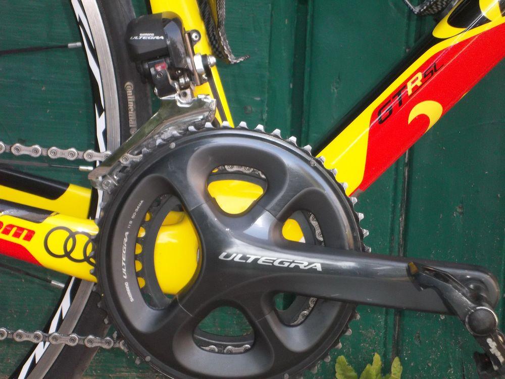 vélo wilier carbone gtr sl di2  2400 Saint-Andiol (13)