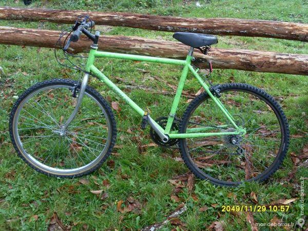 vélo vtt 30 Aiguebelette-le-Lac (73)