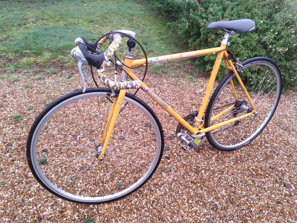 vélo  70 Dureil (72)