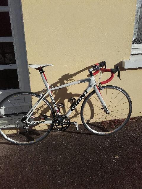 Vélo  1000 Ambarès-et-Lagrave (33)