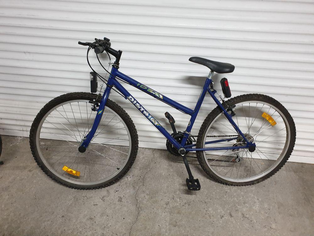 Vélo VTT 280 Bénéjacq (64)