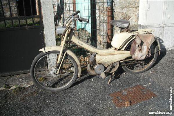 Vélomoteur 500 Limoges (87)