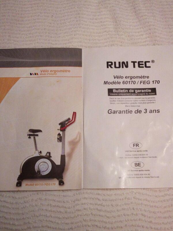 run tec 60170 user manual