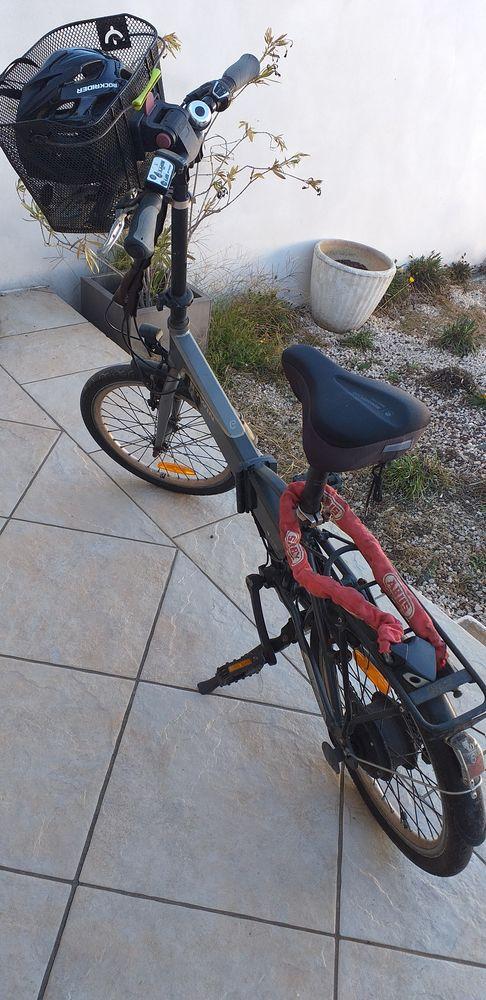 Lot de 2 vélos pliants électriques  1100 Agde (34)