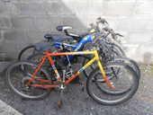 Lot de 7 Vélos vtt 26 pouces à petit prix 40 Varades (44)