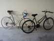 LOT DE 2 VELOS Vélos