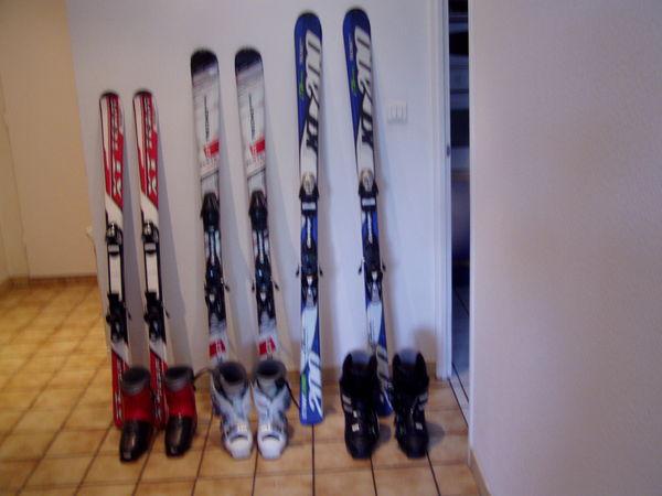 vend ski adultes et enfants 150 Toulouse (31)