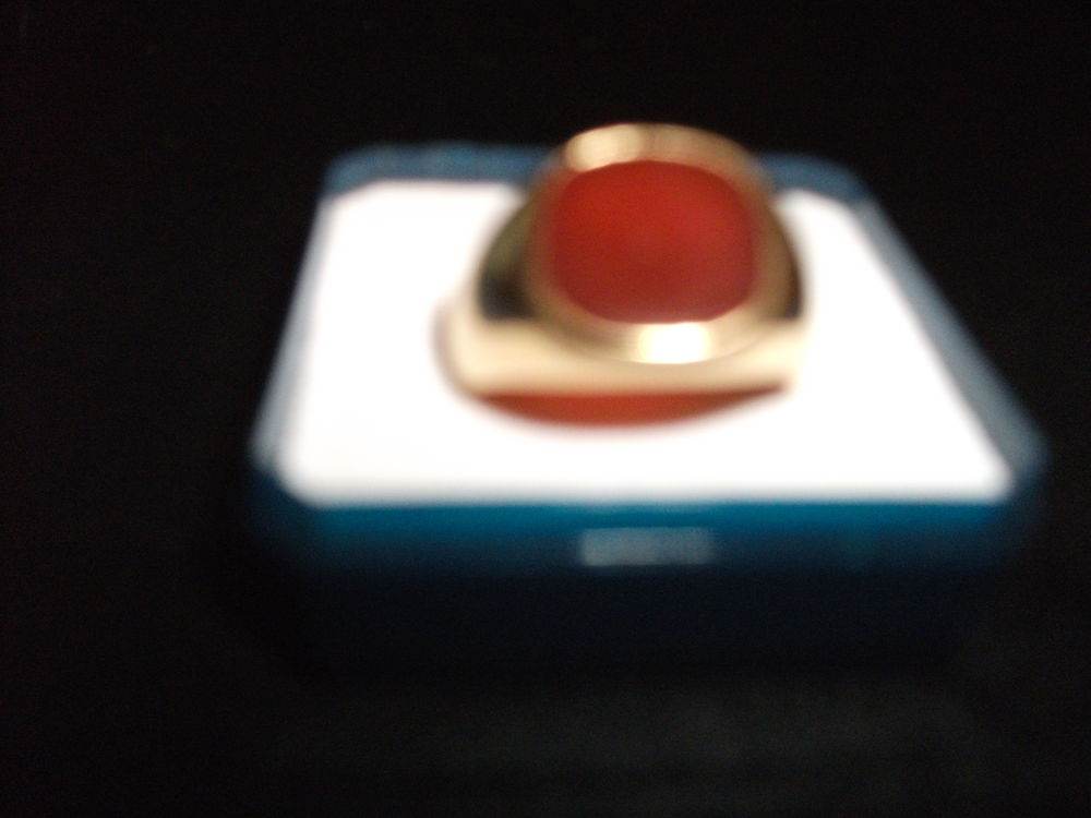 vend bague chevalière or jaune  800 Boulay-Moselle (57)