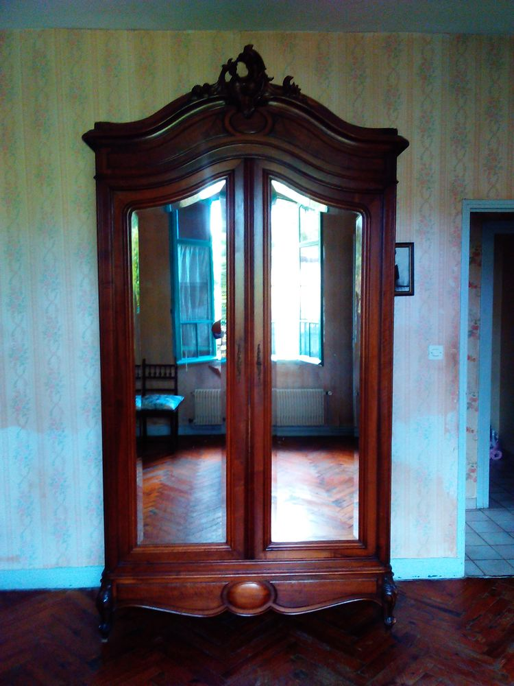 Armoire Glace Chambre : Armoires louis xv occasion en gironde annonces achat
