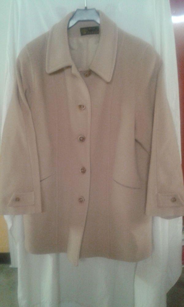 vend manteau femme porté une seule fois 20 Saint-Dizier (52)