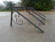 vend marquise fer forge Bricolage