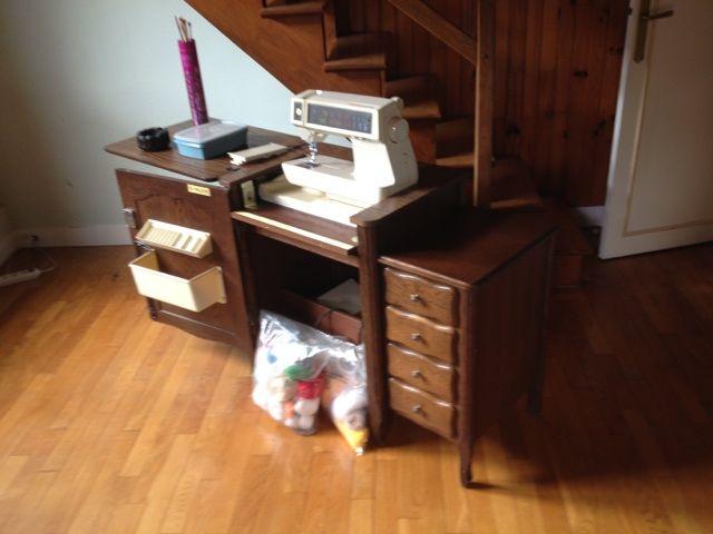 Meubles machine coudre occasion en le de france annonces achat et vente de meubles machine - Donne meuble ile de france ...