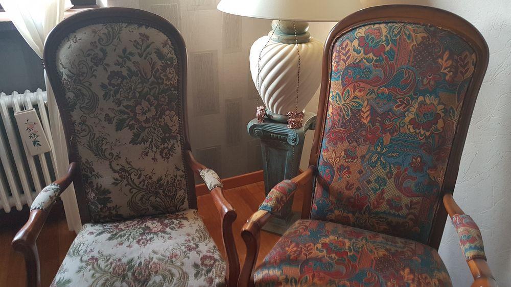 A vendre deux fauteuils Voltaire 0 Hombourg-Haut (57)