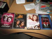 A VENDRE LOT DE 5 DVD FILMS LESBIENS OPTIMALE