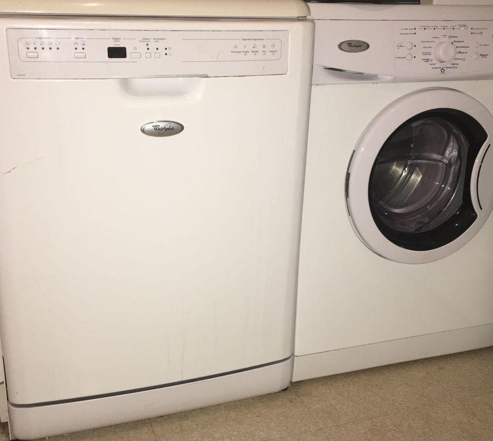 a vendre lave vaisselles lave linge 300 Nanterre (92)