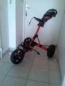 A vendre, matériel de golf, clubs, sac, chariot 0 Saint-Paul-lès-Dax (40)