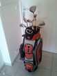 A vendre, matériel de golf, clubs, sac, chariot Sports