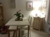 À vendre table salle à manger avec chaises et banc 150 Cogolin (83)