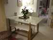 À vendre table salle à manger avec chaises et banc Meubles