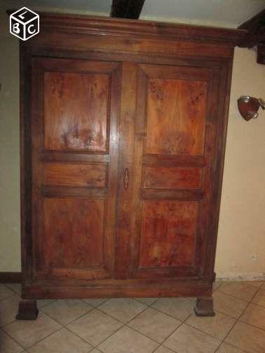 armoires anciennes occasion en franche comt annonces achat et vente de armoires anciennes. Black Bedroom Furniture Sets. Home Design Ideas