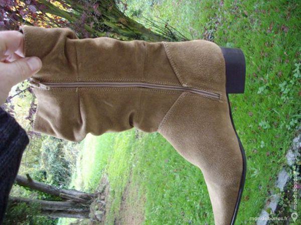 vends  boots et bottes 30 Liévin (62)