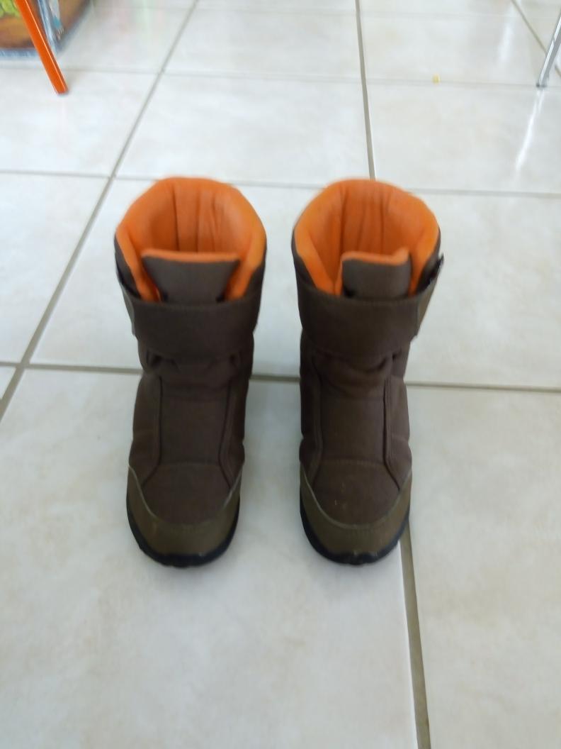 vends bottes de neige 10 Vroncourt (54)