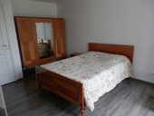 vends chambre a coucher massif en bois de rose 350 Provins (77)