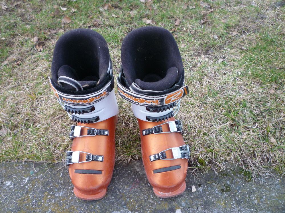 vends chaussures skis  , 30 Albiès (09)