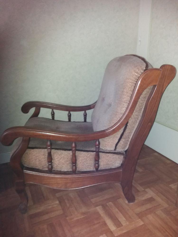 vends 2 fauteuils rustiques 60 Fiefs (62)