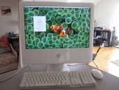 Vends iMac g5 20 pouces 160 Villiers-sur-Marne (94)