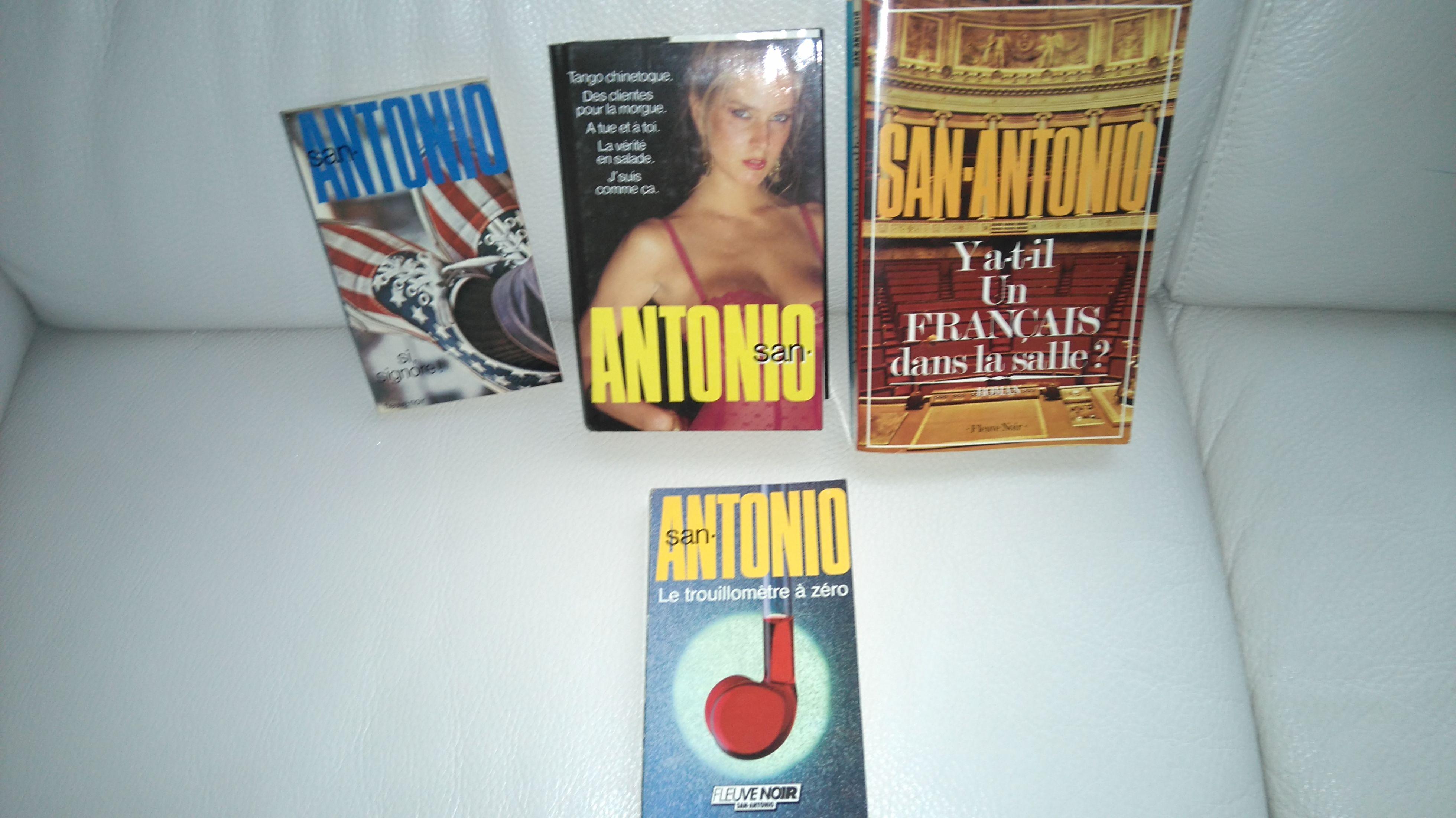 vends livres :  Stephen King et Son Antonio 85 Vendenheim (67)