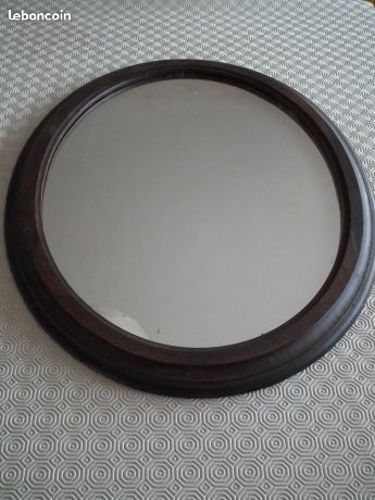 Vends 3 miroirs (rond, oval, octogonal) 10 Besançon (25)