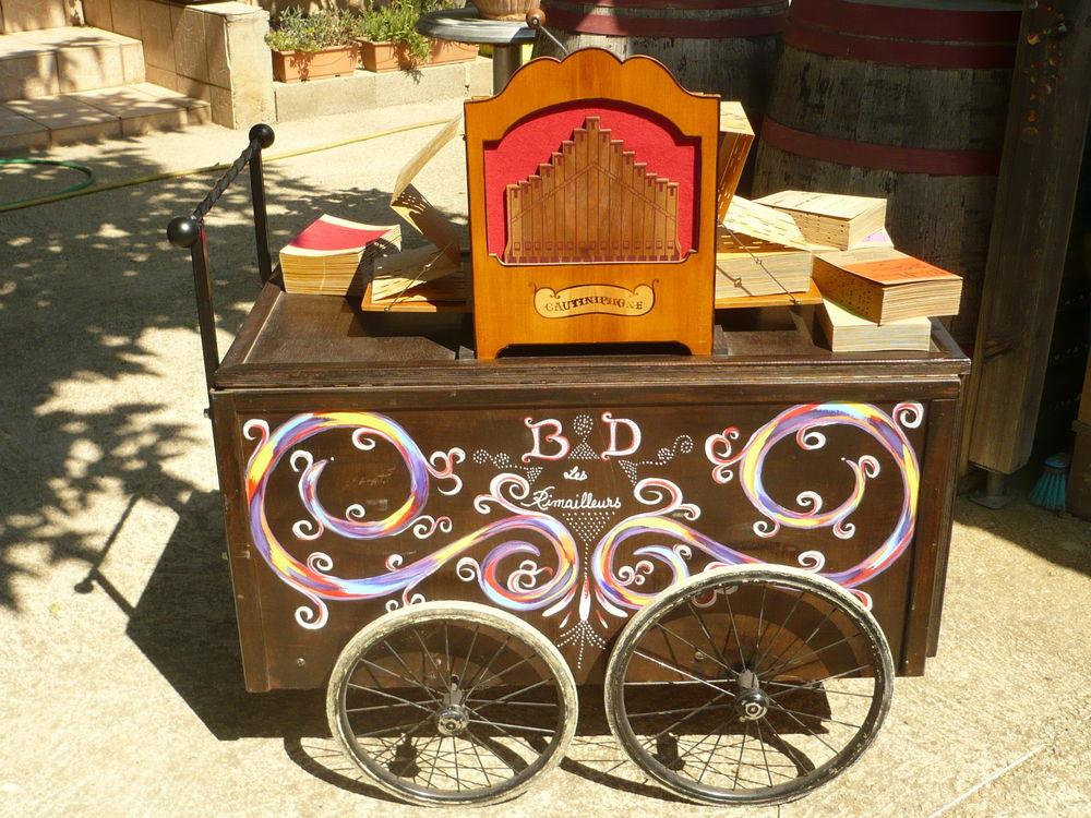 vends orgue de barbarie 2500 Saint-Nazaire-d'Aude (11)